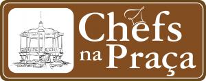 LOGO CHEFS NA PRAÇA